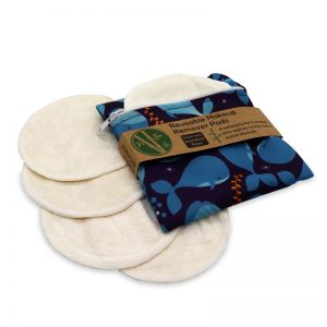 Makeup Remover Pads - Blue Whale