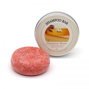 Shampoo Bar: Cinnamon Shore